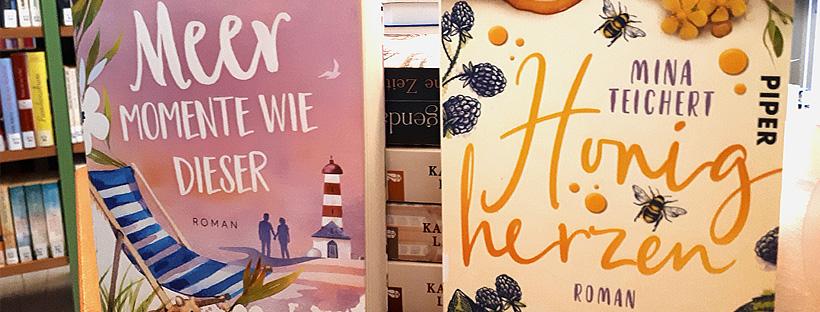 Liebesromane für den Sommer